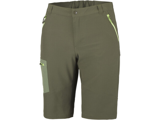 "Columbia Triple Canyon Shorts 10"" Men, peatmoss"